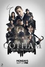 Gotham (2016) afişi