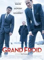 Grand froid (2017) afişi