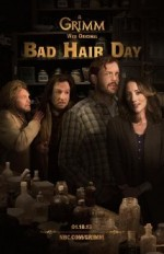 Grimm: Bad Hair Day (2012) afişi