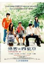 Hachimitsu To Clover (2006) afişi
