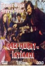 Hacı Murat'ın İntikamı (1972) afişi
