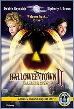 Halloweentown ıı: Kalabar's Revenge (2001) afişi