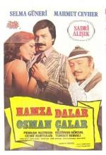 Hamza Dalar Osman Çalar (1976) afişi