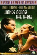 Hands Across The Table (1935) afişi