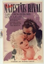 Hans Majestäts Rival (1943) afişi