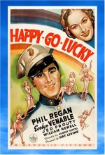 Happy Go Lucky (ı) (1936) afişi