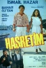 Hasretim (1986) afişi