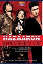 Hazaaron Khwaishein Aisi (2003) afişi