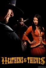 Hırsızlar ve Günahkarlar (2012) afişi