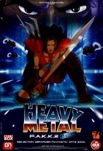 Heavy Metal 2000 (2000) afişi