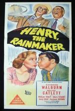 Henry, The Rainmaker (1949) afişi