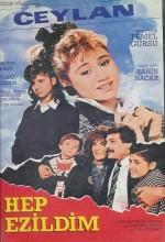 Hep Ezildim (1989) afişi