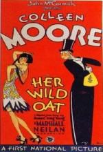 Her Wild Oat (1927) afişi