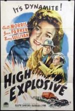 High Explosive (1943) afişi