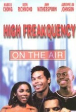 High Freakquency (1998) afişi