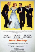 High Society (1956) afişi