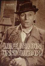 Hilfe, Ich Bin Unsichtbar (1951) afişi