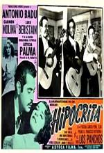 Hipócrita..! (1949) afişi