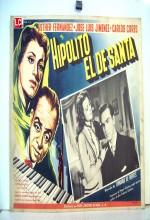 Hipólito, El De Santa (1950) afişi