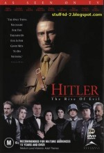 Hitler: Kötülüğün Yükselişi (2003) afişi