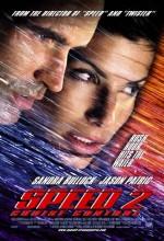 Hız Tuzağı 2 (1997) afişi