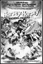 Horsey-horsey: Tigidig-tigidig (1986) afişi