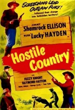 Hostile Country (1950) afişi
