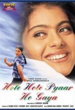 Hote Hote Pyaar Ho Gaya (1999) afişi