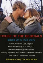 House Of The Generals (2000) afişi