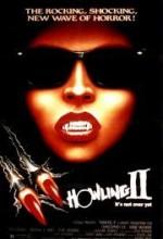 Howling ıı: Stirba - Werewolf Bitch (1985) afişi