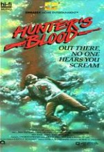 Hunter´s Blood (1987) afişi