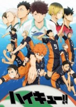 Haikyū!! (2014) afişi