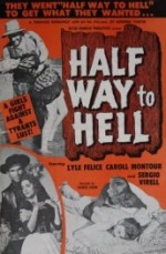 Half Way to Hell (1961) afişi