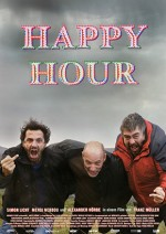 Happy Hour (2016) afişi