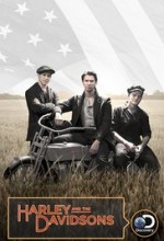 Harley and the Davidsons (2016) afişi