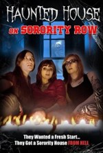 Haunted House on Sorority Row (2014) afişi