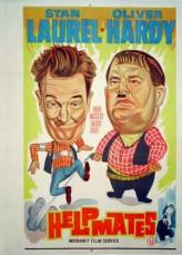 Helpmates (1932) afişi