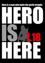 Hero (2015) afişi