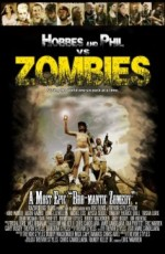 Hobbes & Phil V.S. Zombies (2015) afişi