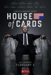 House Of Cards (ı) (2013) afişi