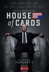 House Of Cards (ı) (2013) afişi