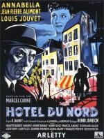 Hôtel du Nord (1938) afişi