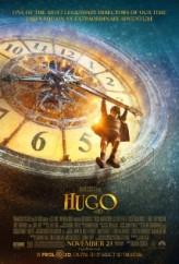 Hugo (2011) afişi