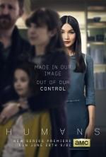 Humans (2015) afişi