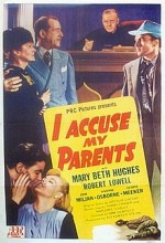 I Accuse My Parents (1944) afişi