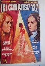 İki Günahsız Kız (1969) afişi
