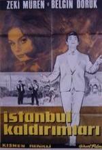 İstanbul Kaldırımları (1964) afişi