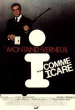 I... Comme ıcare (1979) afişi