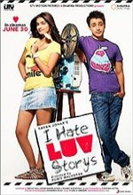 I Hate Luv Storys (2010) afişi