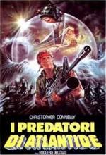 I Predatori Di Atlantide (1983) afişi